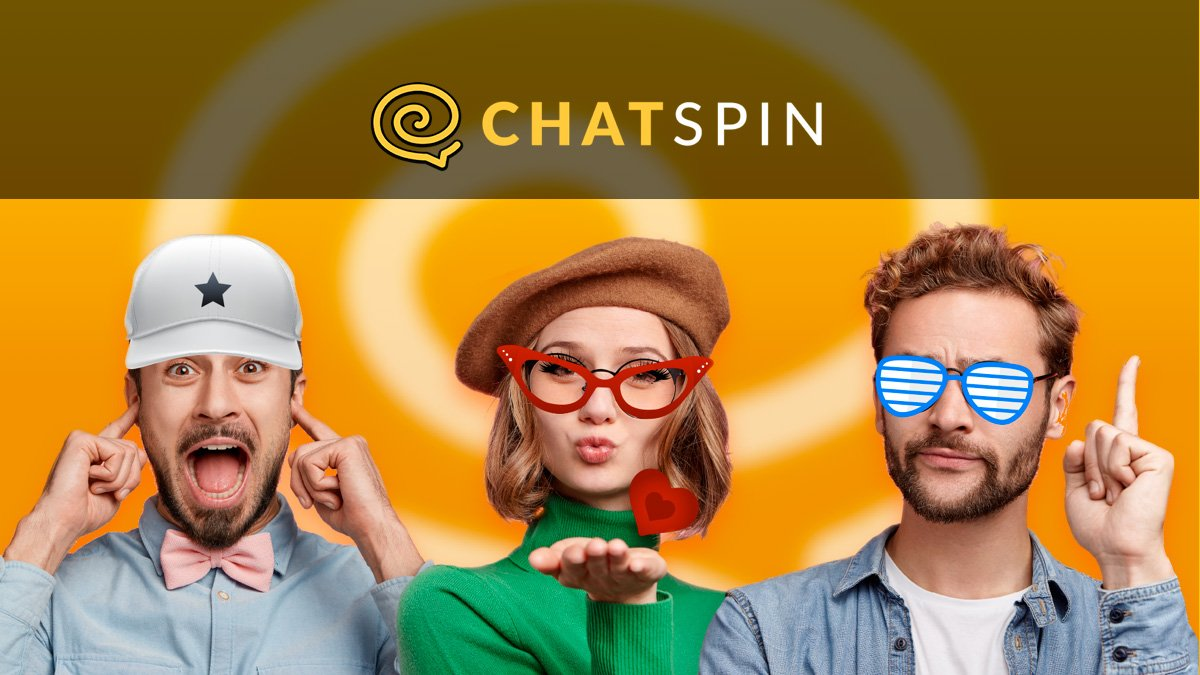 Spin chat Chatspin Random